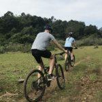 One day Mountain bike tours in Hanoi