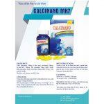Calcli tảo biển nano k2-mk7 , thần dược cho bệnh còi xương